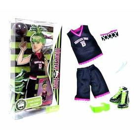 Roupa Deuce Basquete Casketboll Uniforme Pack Monster High