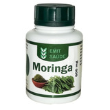 Moringa Oleifera 12 Potes - 60 Caps 600mg - Atacado
