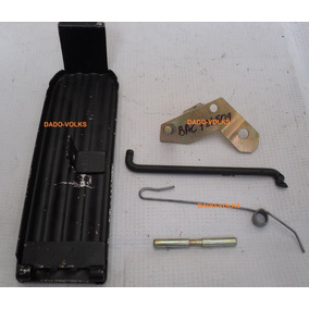 Pedal Acelerador +maroma+ Z Larga Vw Combi 1800cc