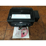 Impresora Comestible Epson L355 Oportunidad!!