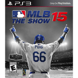 Mlb The Show 15 Licencia Digital Ps3 !!