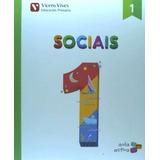 Sociais 1 (aula Activa)(libro Primero)