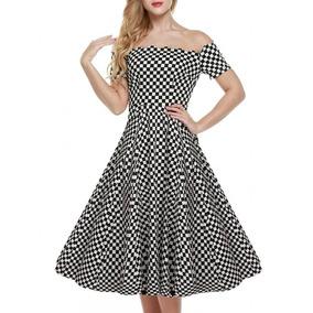 Tsuki Moda Japonesa: Vestido Retro Vintage Pin Up Polka Dots