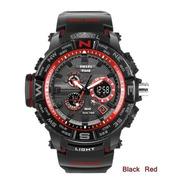 Relógio Masculino Smael Grande Frete Grátis Qualidade