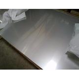 Placa De Aluminio Lisa Ca 1/4 Aleacion 3003 En 4x10 Pies