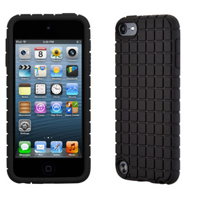 Speck Pixelskin For Ipod Touch 5/6 Black