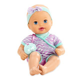 Muñeca Little Mommy Bebe Recien Nacido Original Fisher Price