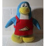 Peluche 17cm Club Penguin Coleccion Disney 2011 Usado