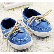 Sapato Mocassim De Bebe Menino Importado Pronta Entrega