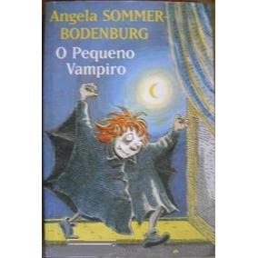 O Pequeno Vampiro Angela Sommer-bodenburg Terror
