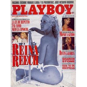 Revista Playboy 1993 Reina Reech Monica Guido Divina Gloria