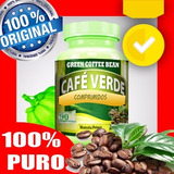 Cafe Verde Green Coffee Bean Original Capsulas Adelgazantes!