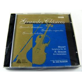 Grandes Clasicos Mozart R Strauss Barbirolli Cd Nuevo E 2007