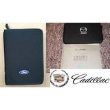 Porta Manual Documentos Ford Chevystar Mazda Cadillac Jeep