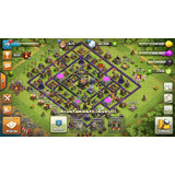 Aldea Clash Of Clans Con Ayunatmiento Th11