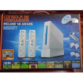 consola de videojuegos noganet 32 bit