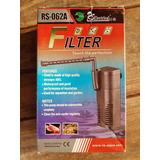 Filtro Interno 300 Litros X Hora Ventury Rs 062