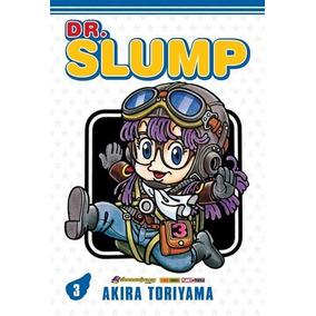 Mangá Dr. Slump Nº 3 Ed Novembro De 2017 Lacrado