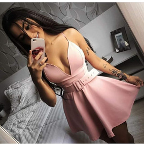 Vestido Gode Menina Rose