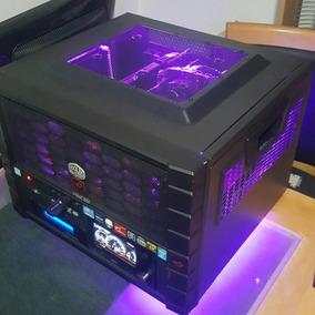 Super Computador I7 Potente Miner Render Btc Diseño Gamer