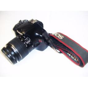 Cámara Profesional Canon T3 + Memoria 8gb + Bolso Oferta!!!