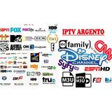 Iptv Argento. La Mejor Tv +800 Canales +mejor Plataforma Vod