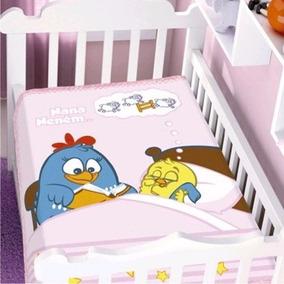 Cobertor Infantil Canção De Ninar 110x90 Cm Antialérgico