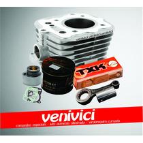 Kit Aumento Potencia Titan125 95/99 4mm 150cc+comando 310