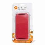 Flip Shell Moto G Xt1032 Motorola Original Genuino 2013