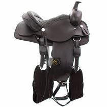 Sela Quarto De Milha Ranger Completa Bufalo 17 - Oferta!