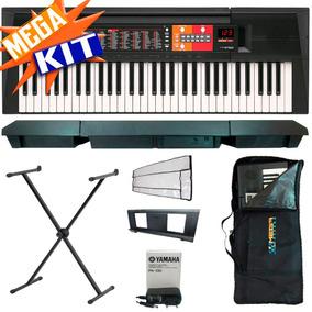 Kit Teclado Musical Kit Psr-f51 Yamaha Psr - F 51