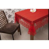 Toalha Quadrada Color Vermelha 150cmx150cm 100% Poliester -