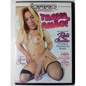 Dvd Trava Anão! - Original - Travesti - Porno Adulto Sexo