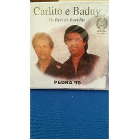 Cd,carlito Baduy & Nhozinho Pedra90 Original ,novo)lacre!!!