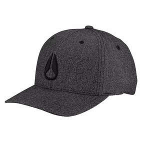 Gorra Nixon Deep Down Athletic Fit Talle L/xl
