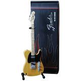 Axe Heaven Ft-001 Fender Telecaster Butterscotch Blonde Gui