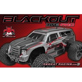 Automodelo Redcat Blackout Xte 1/10 Elétrico Motor Brushless