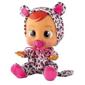 Boneca Cry Baby Babies Léa Br526 Multikids Original Brinqued