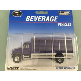 Camión Internacional Caja Refresquera Boley Escala 1:87 Ho