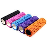 Foam Roller Pack X4 Abs Fitness Yoga