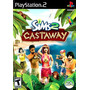 The Sims 2 Castaway Play 2 Ps2 Patch - Frete R$5,00