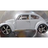 Volkswagen Escarabajo 1:18 Maisto Escala Coleccion Vehículo