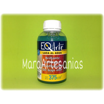 Laca Al Agua Eq Arte 375cc - Varios Colores - Ideal Pino