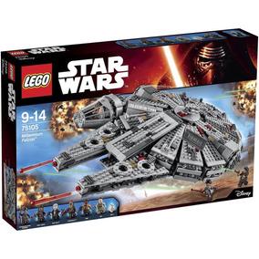 Lego 75105 Star Wars Millennium Falcon Lançamento