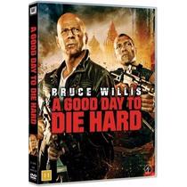 Die Hard Duro De Matar Un Buen Dia Para Morir Pelicula Dvd
