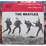 The Beatles I Want To Hold Your Hand Compacto Vinil Odeon