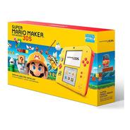 Consola Nintendo 2ds Edición Super Mario Maker Nueva