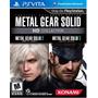 Juego Metal Gear Solid Hd Collection Para Ps Vita Nuevo