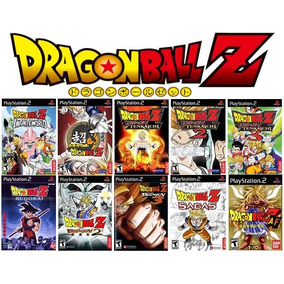 Dragon Ball Z (kit De 11) Patchs Dbz Sagas, Af, Budokai