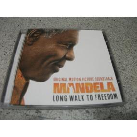 Cd - Mandela Long Walk To Freedom Trilha Sonora Do Filme